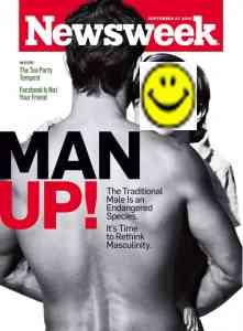 Newsweekmasculinecoversmiley